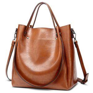 ACELURE Women's Casual Style Large Capacity Handbag